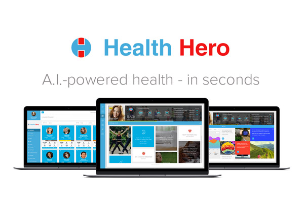 Health Hero Web App